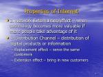 properties of internet1