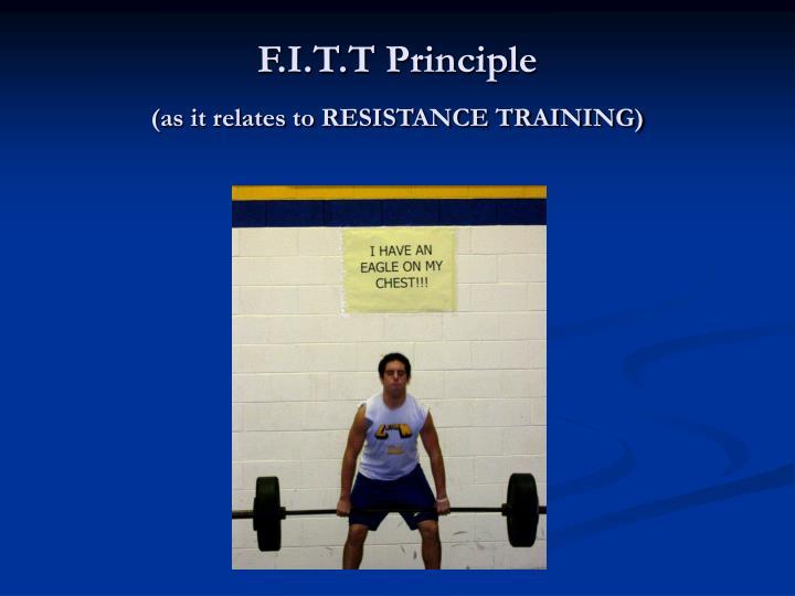 F.I.T.T Principle