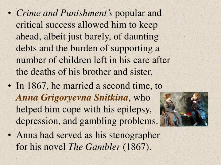 Crime and Punishment's