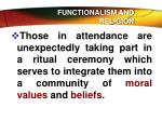 functionalism and religion7
