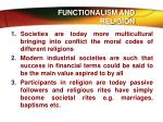 functionalism and religion9