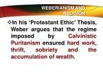 weberianism and religion2