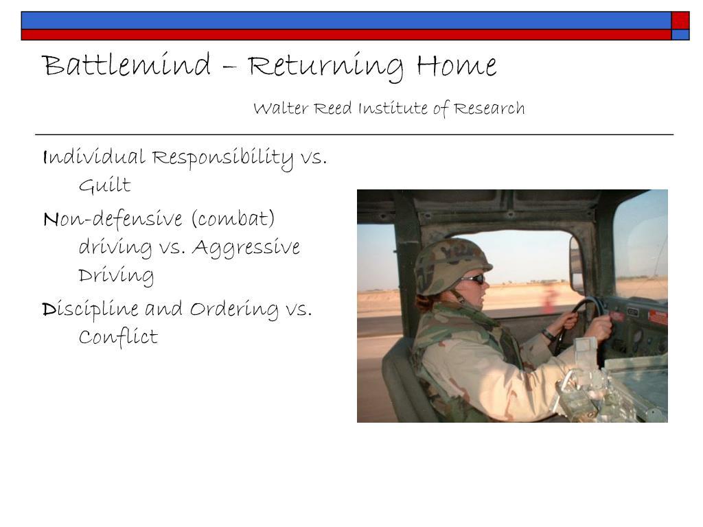 Battlemind – Returning Home
