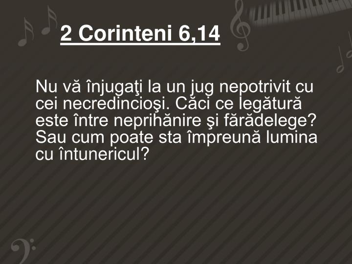 2 Corinteni