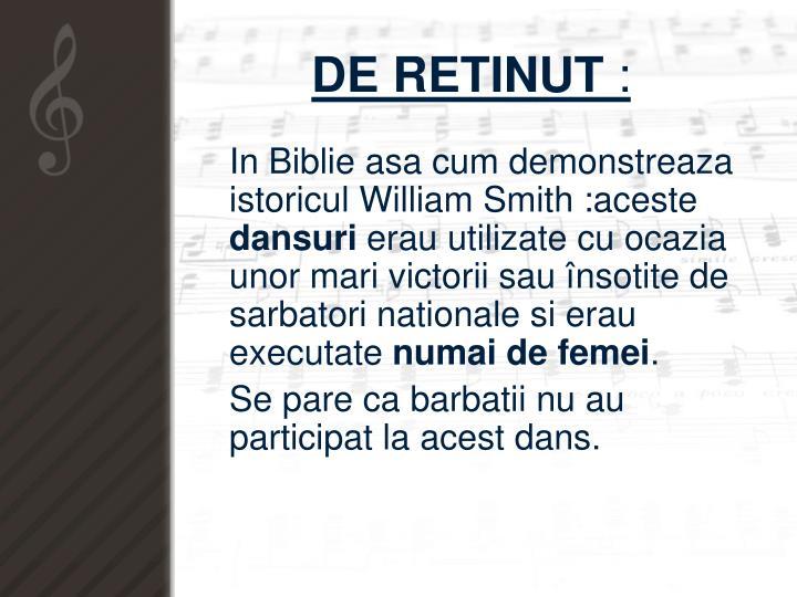 DE RETINUT