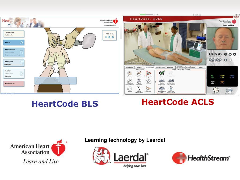 HeartCode ACLS