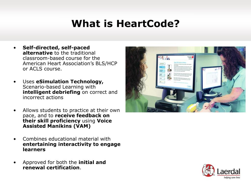 What is HeartCode?