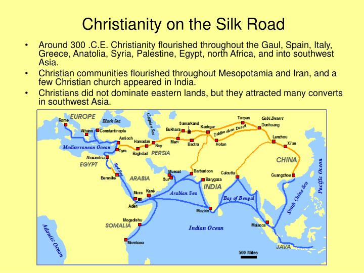 Christianity on the Silk Road