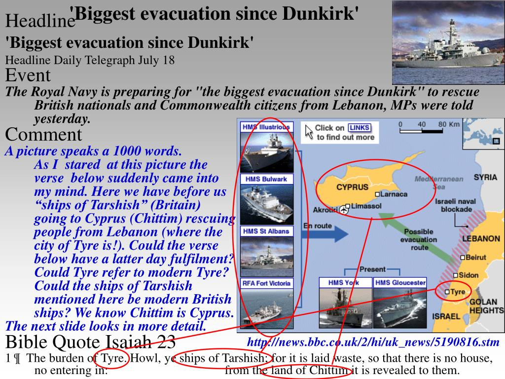 'Biggest evacuation since Dunkirk'