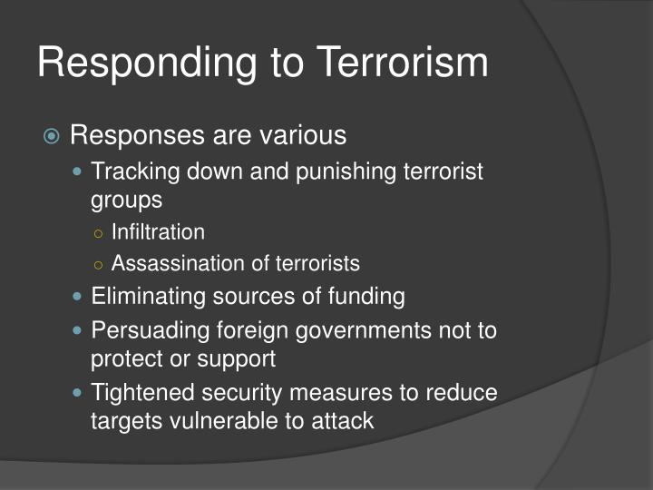 "terrorism case study A case study of nigeria's ""boko haram"" ia bakare peoples'  viewed  as a key instrument of these ""soft power"" counter-terrorism strategy islamic."