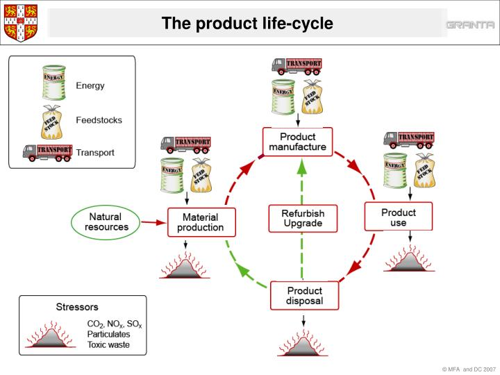 The product life-cycle