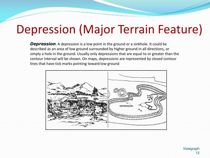 Depression (Major Terrain Feature)