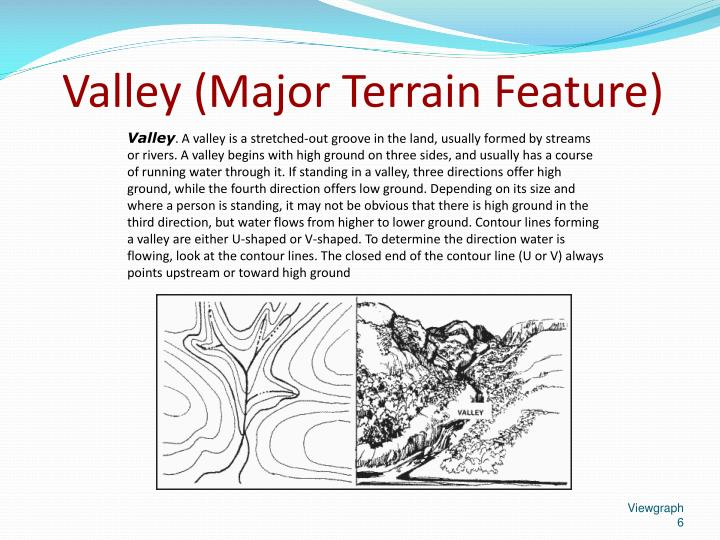 Valley (Major Terrain Feature)