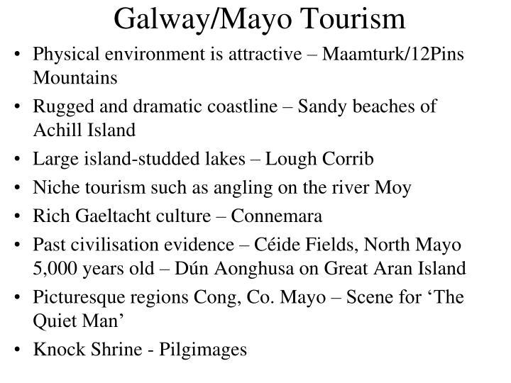 Galway/Mayo Tourism