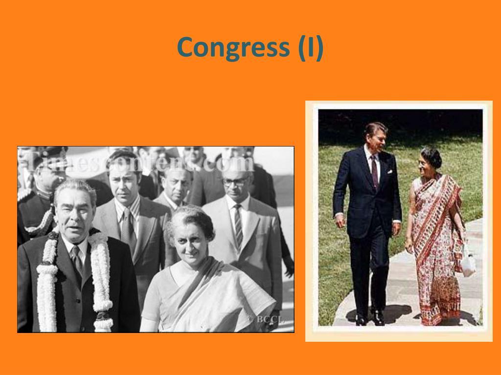 Congress (I)