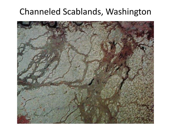 Channeled Scablands, Washington