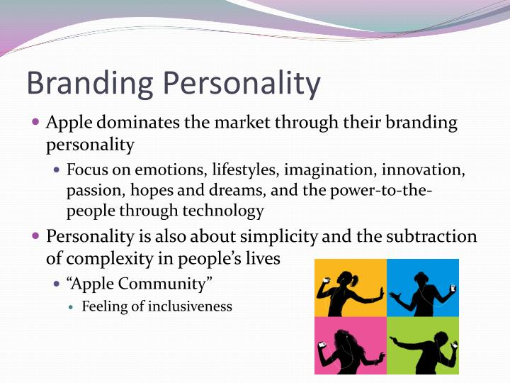 Branding Personality