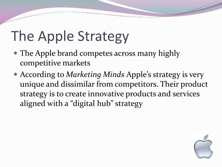 The Apple Strategy