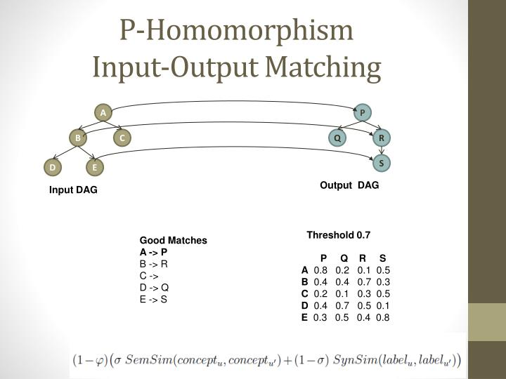 P-Homomorphism