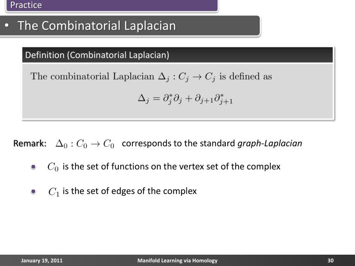 The Combinatorial