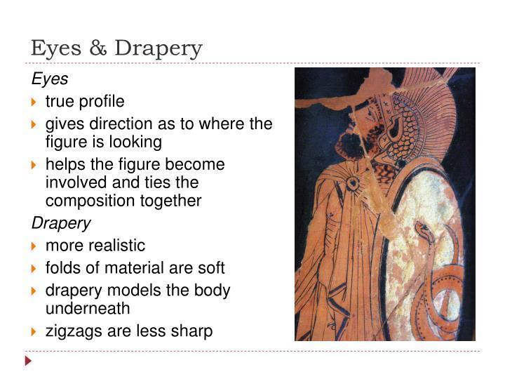 Eyes & Drapery