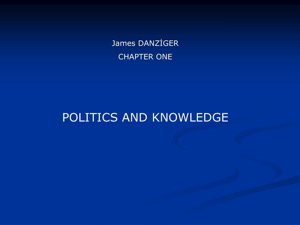 James DANZİGER