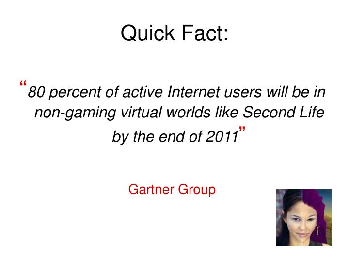 Quick Fact: