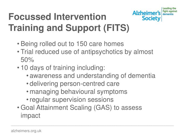 Focussed Intervention Training and Support (FITS)