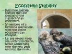 ecosystem stability1