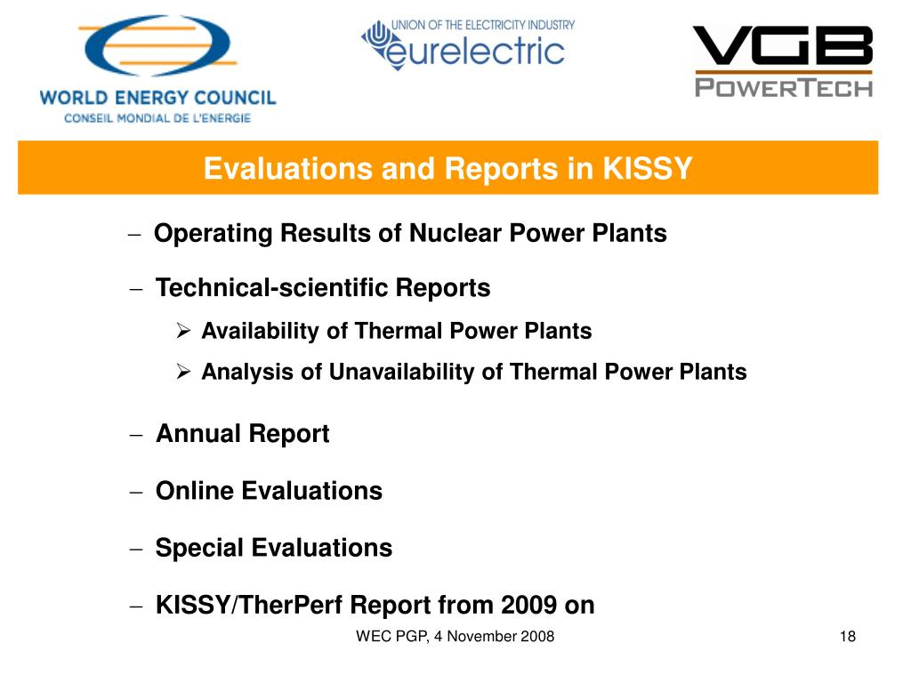 Evaluations and Reports in KISSY