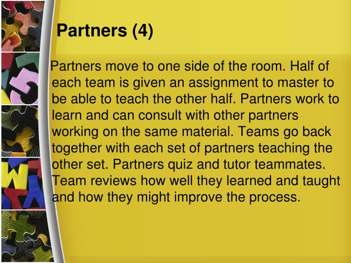 Partners (4)