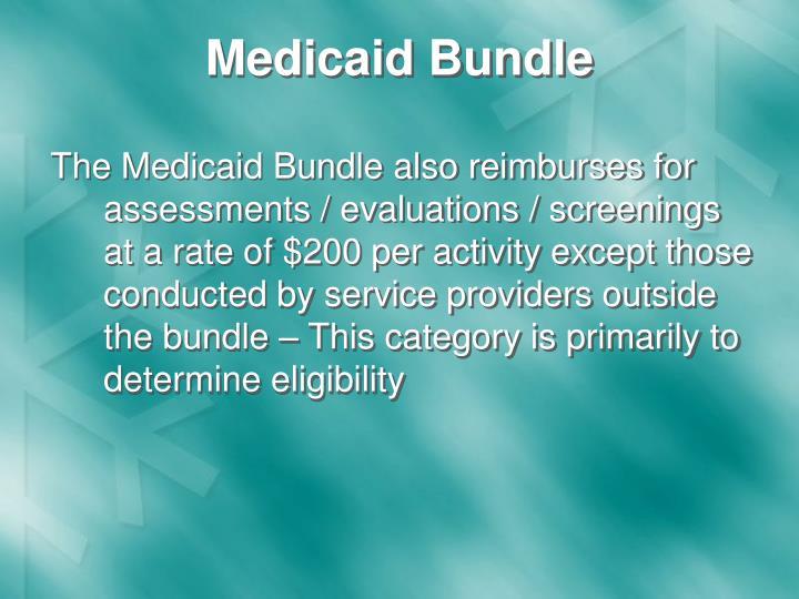 Medicaid Bundle