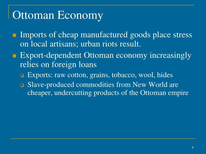 Ottoman Economy