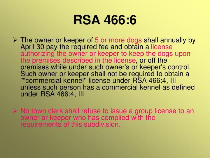 RSA 466:6
