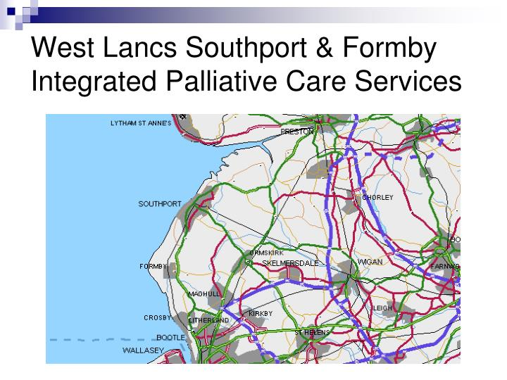 West Lancs Southport & Formby
