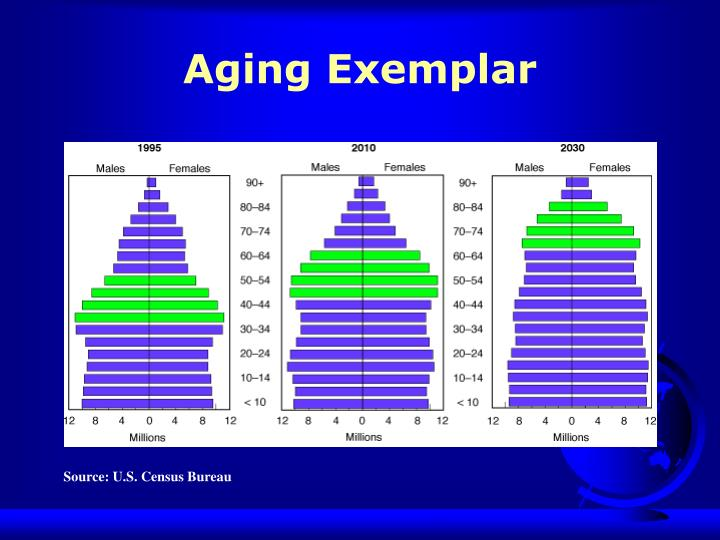 Aging Exemplar