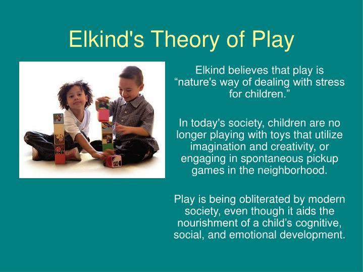 play and theorists Exploring the reasons why imaginative play is so important in early childhood why is imaginative or pretend play important in early childhood we see that some of the leaders in this field, piaget and vygotsky place great importance in imaginative play in early childhood 'there is no activity for.
