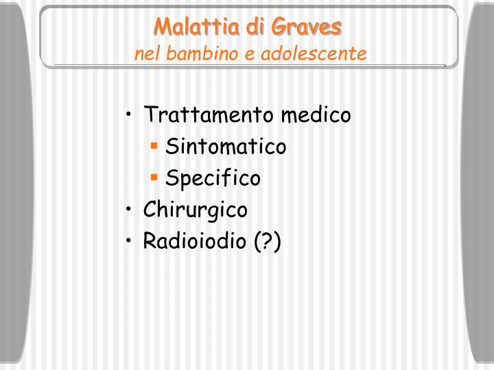 Malattia di Graves