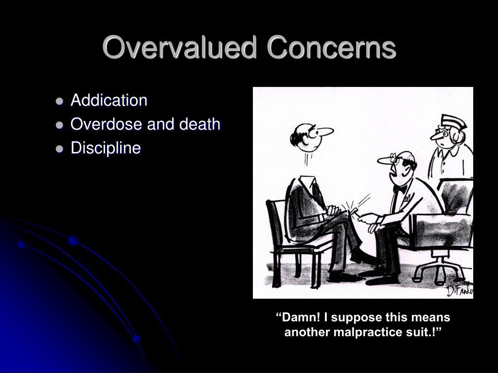 Overvalued Concerns