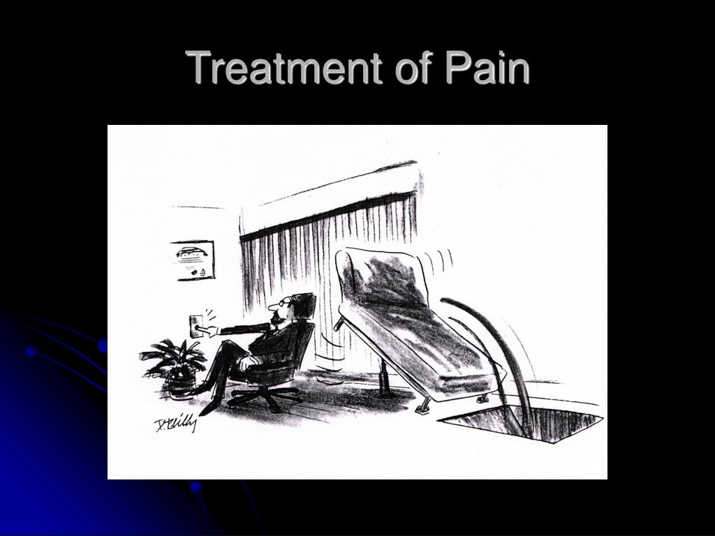 Treatment of Pain
