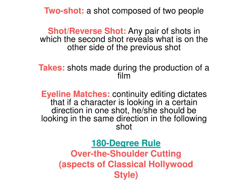 Two-shot: