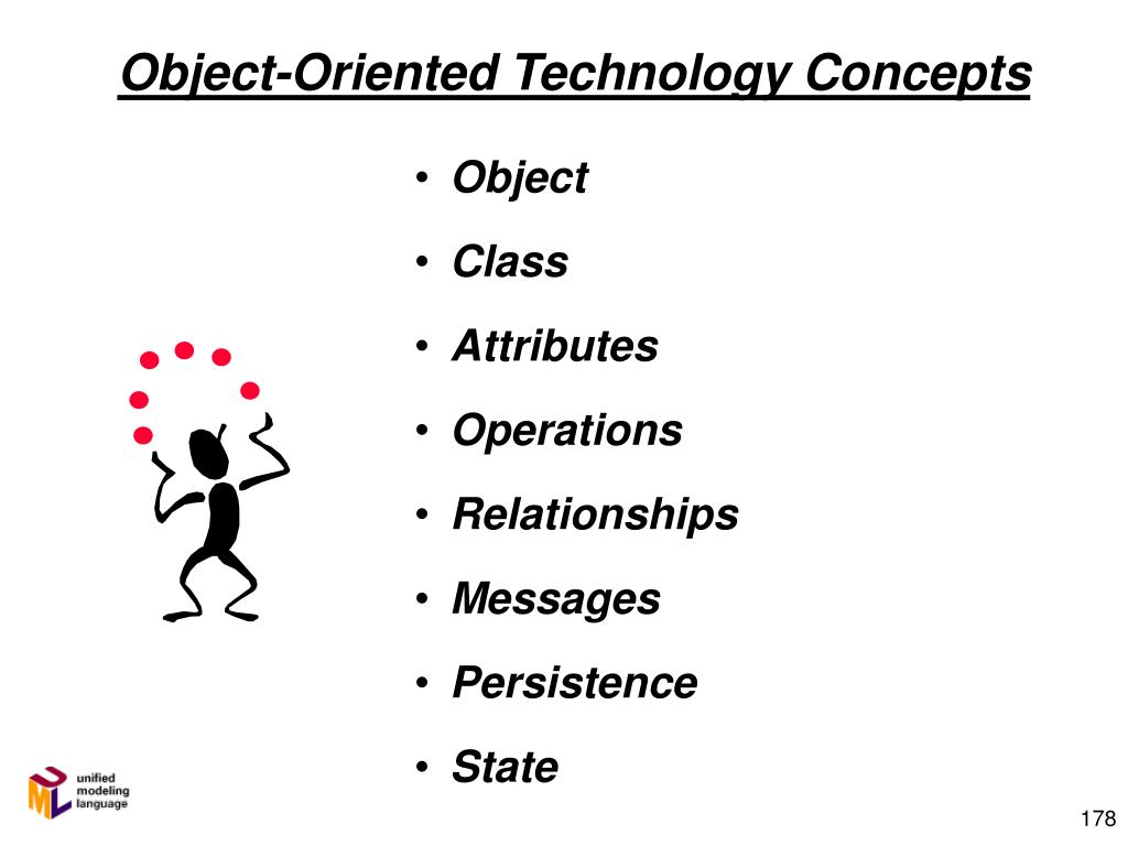 Object-Oriented Technology Concepts