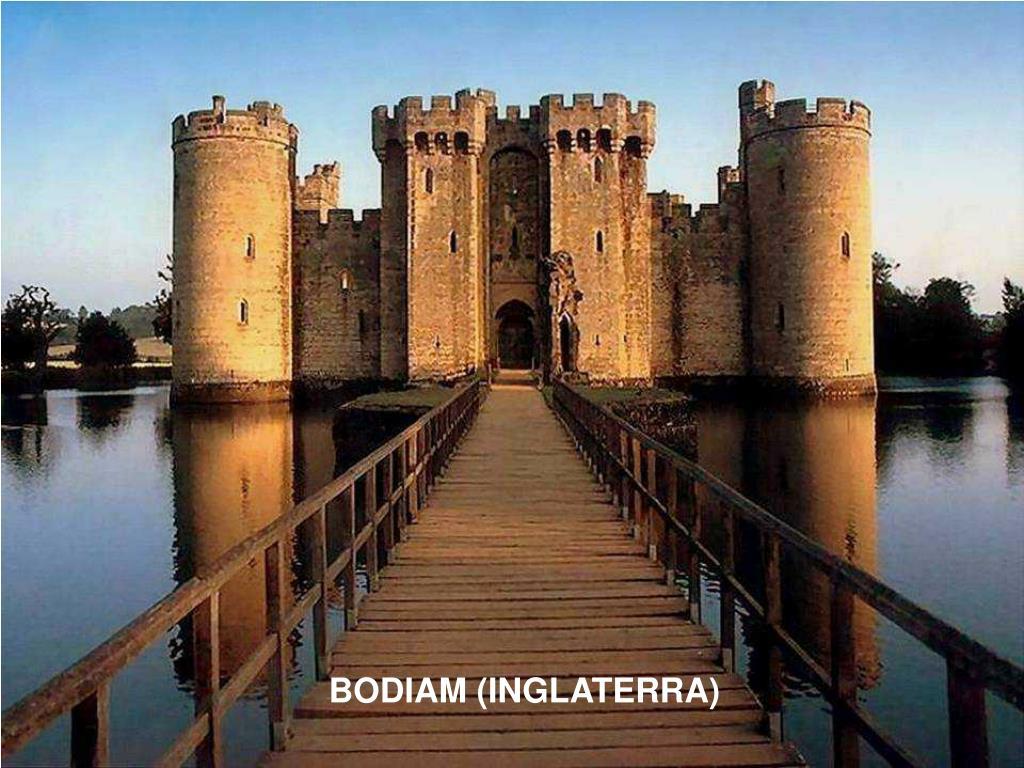 BODIAM (INGLATERRA)
