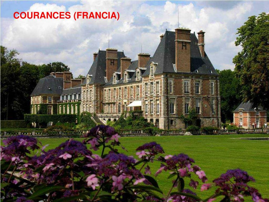 COURANCES (FRANCIA)