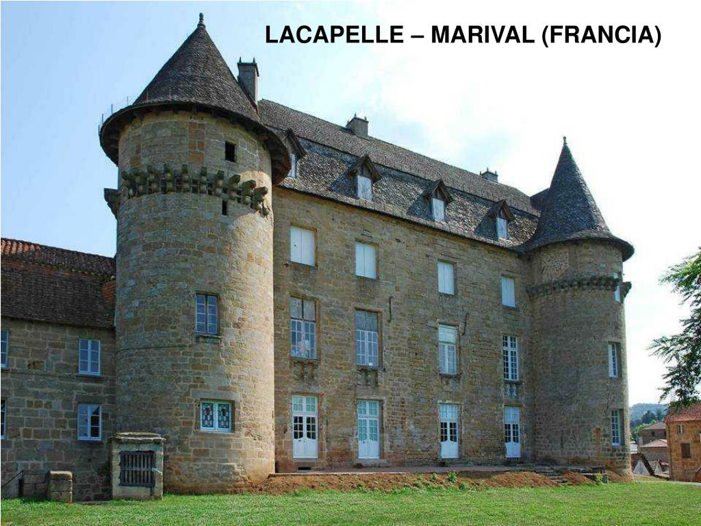 LACAPELLE – MARIVAL (FRANCIA)