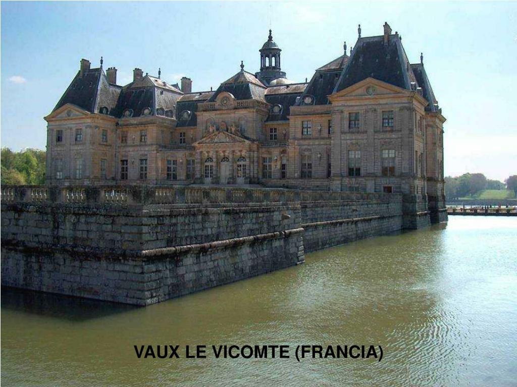 VAUX LE VICOMTE (FRANCIA)