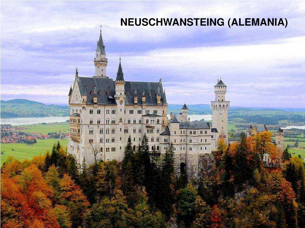 NEUSCHWANSTEING (ALEMANIA)