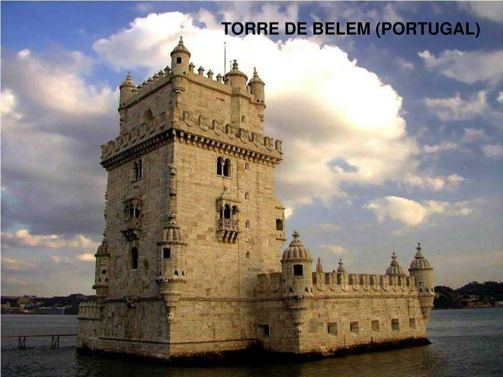 TORRE DE BELEM (PORTUGAL)