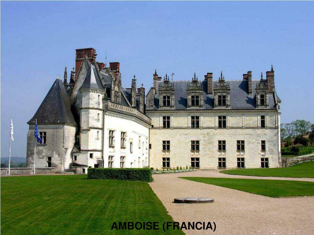 AMBOISE (FRANCIA)
