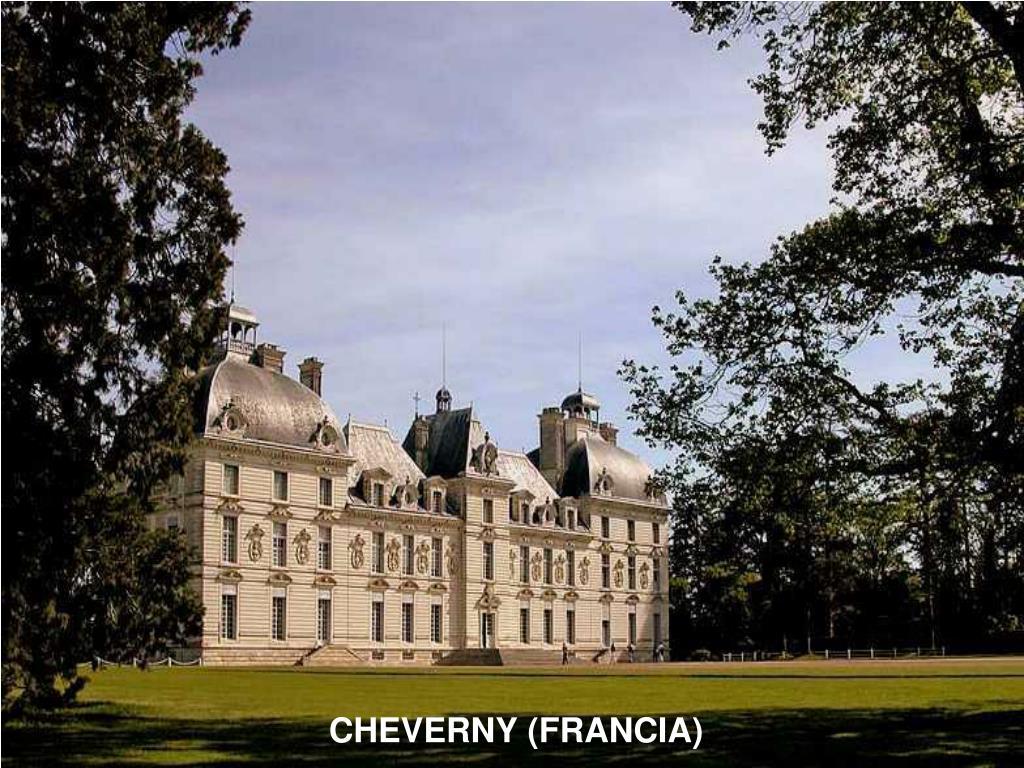 CHEVERNY (FRANCIA)